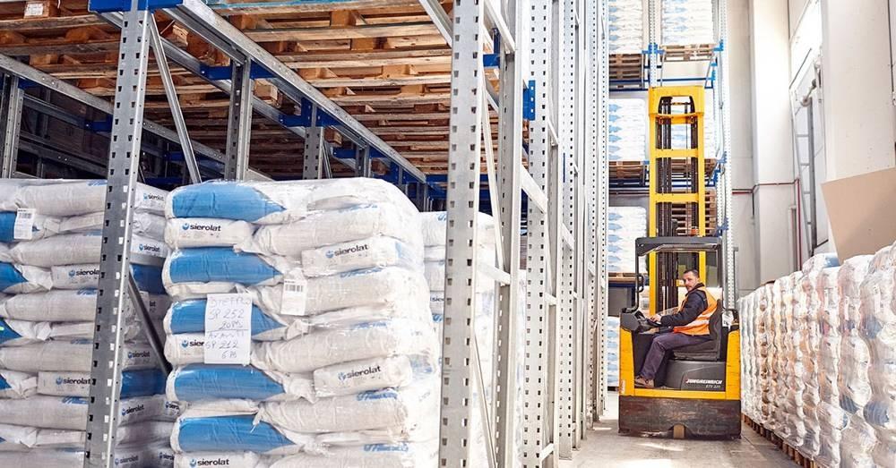 Logistica alimentare per il trasporto alimenti freschi